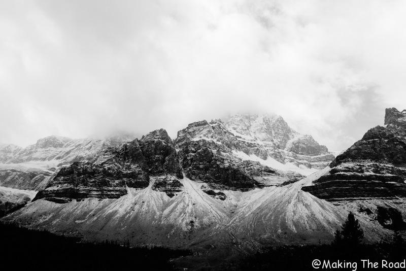 canada Icefield Hwy