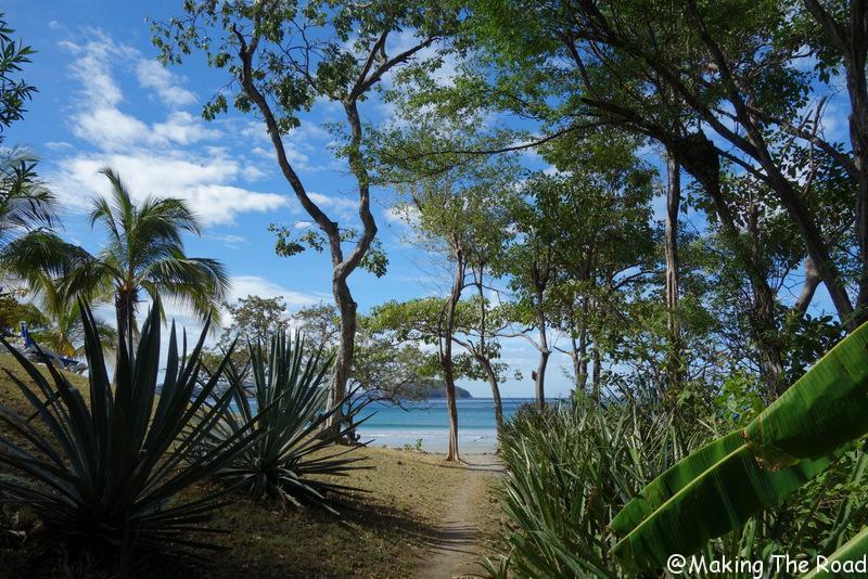 Costa Rica - Playa Azucar
