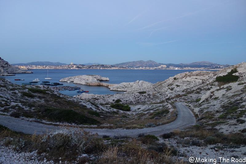 Ile du frioul - Marseille