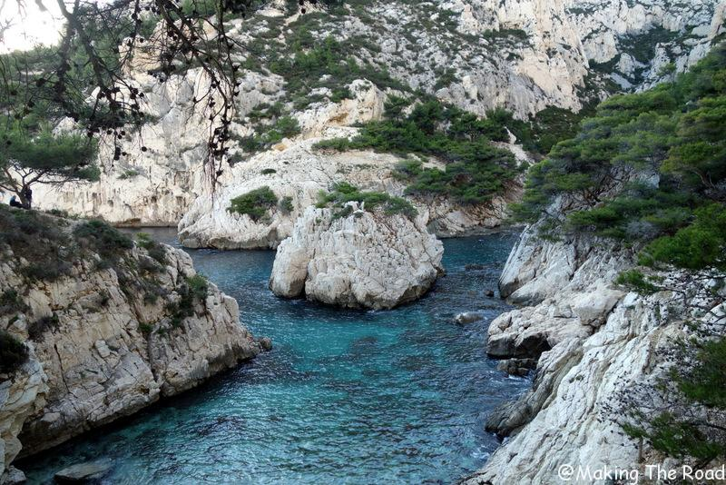 calanques de Marseille - Luminy