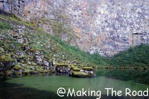 Canyon d'Asbyrgi islande road trip