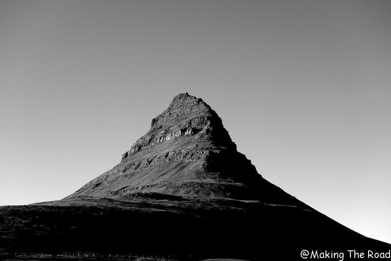 Le mont Kirkjufell