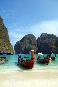 Mahaï Bay - thaïlande