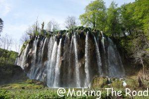 Croatie Parc national des Lacs Plitvice