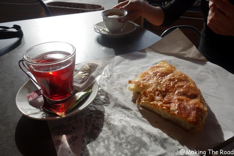 croatie - burek