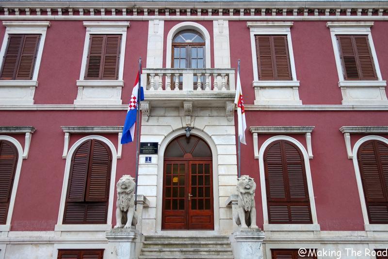 Croatie - Ile de Brac