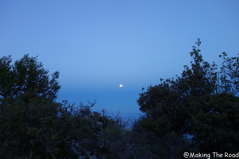 croatie lune