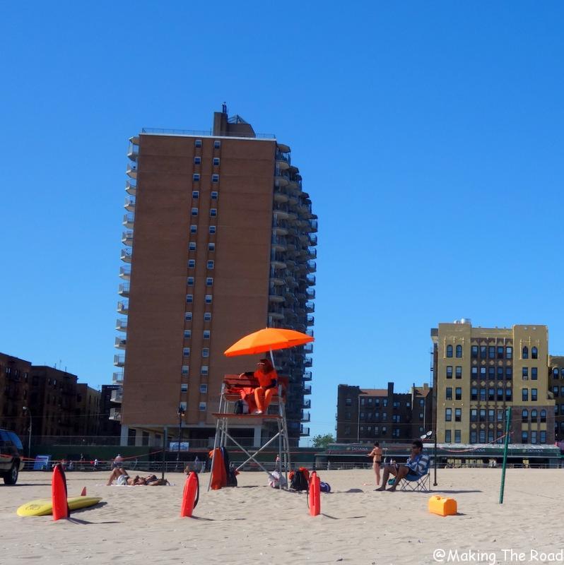 new york plage itineraire brightone beach